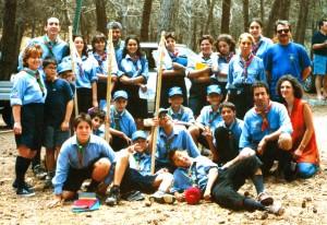 1999---primo-campo-estivo-a-Palmariggi