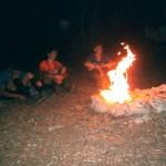 fuoco di bivacco